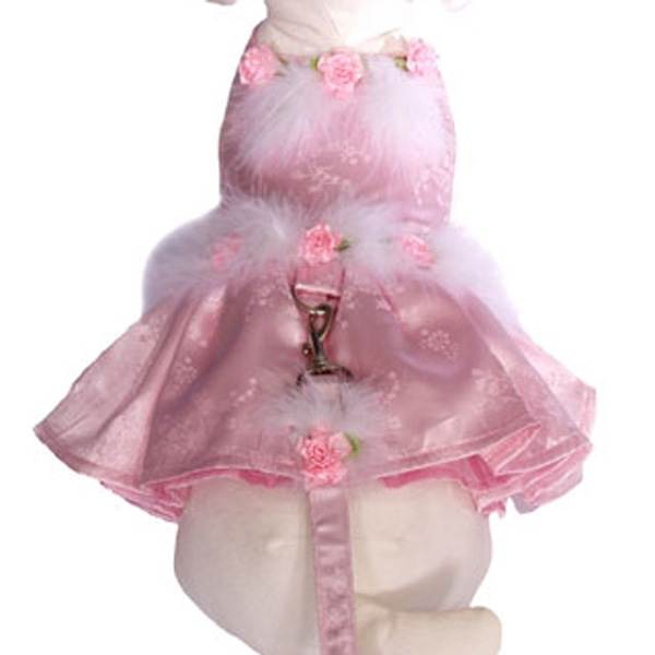 Rosie Flair Dog Harness Dress