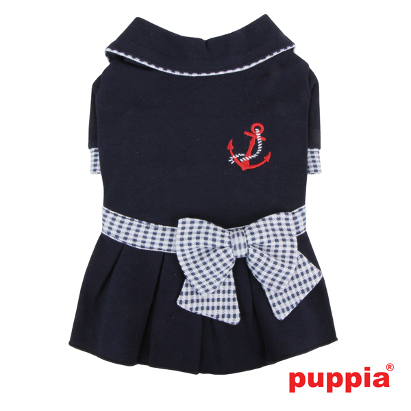 Sailor Moon Dog Dress by Puppia - Navy
