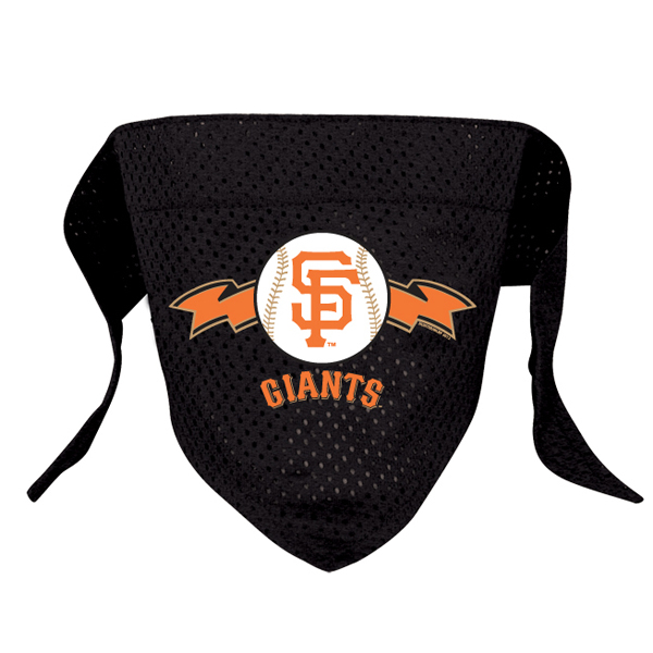 San Francisco Giants Mesh Dog Bandana