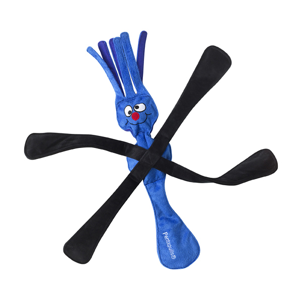 SillyPulls Dog Toys - Blue