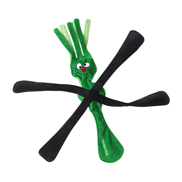 SillyPulls Dog Toys - Green