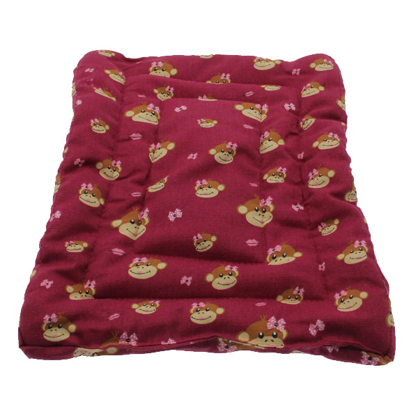 Slumber Pet Monkey Business Canvas Dog Mat - Tiff