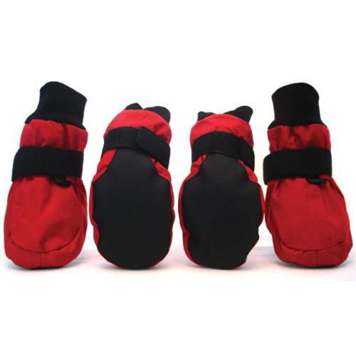 Soft Paw Protectors - Red