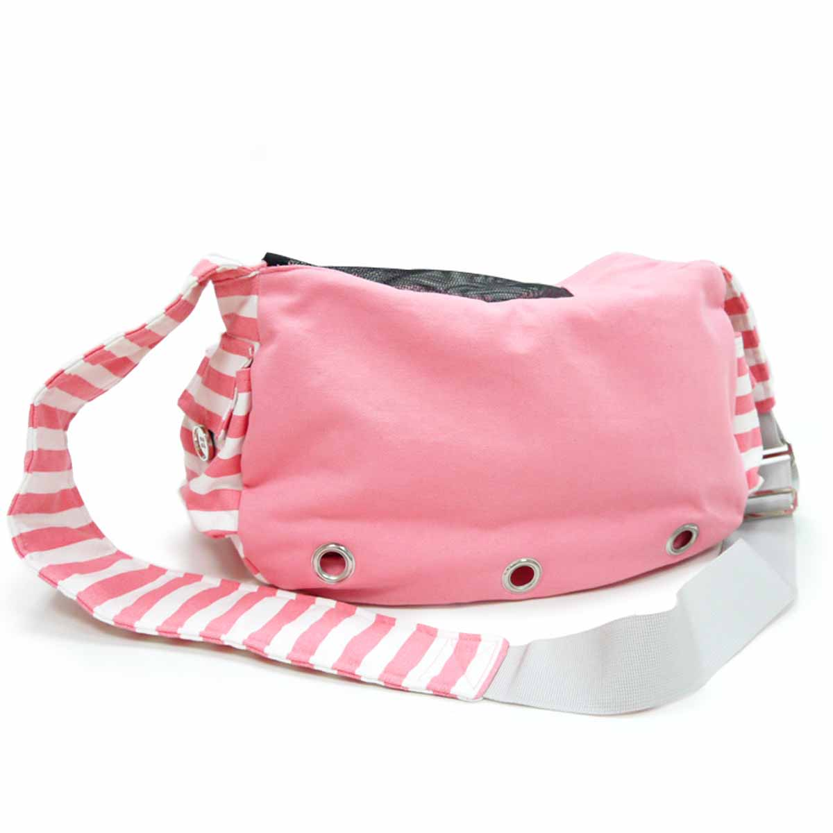 Soft Sling Bag Dog Carrier by Dogo - Pink with Same Day Shipping ...