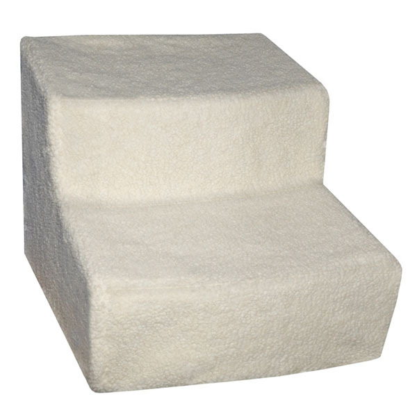Soft Step Pet Stairs - Oatmeal
