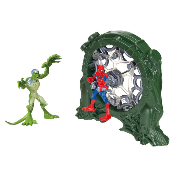 Lizard Toys For Boys : Spider man toys the amazing web launchers