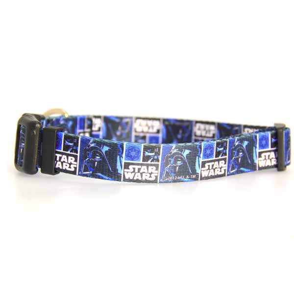 Star Wars Dog Collar - Darth Vader