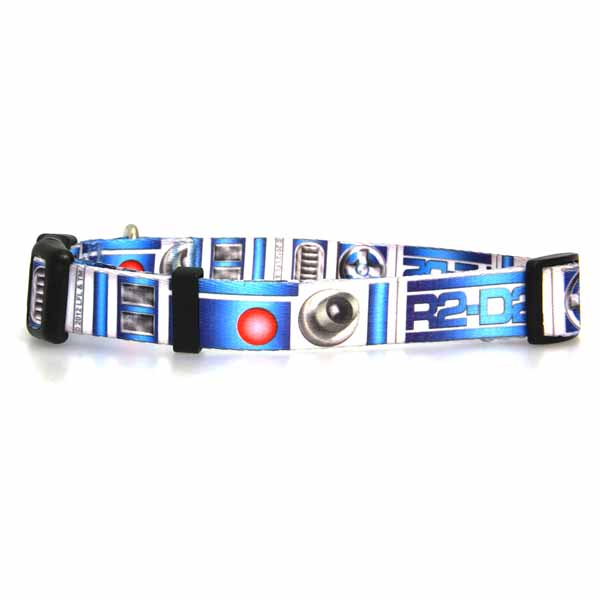 Star Wars Dog Collar - R2-D2