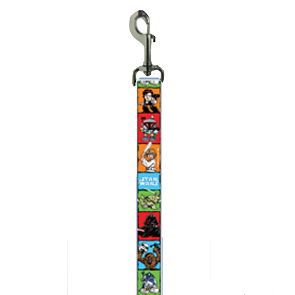 Star Wars Dog Leash - Cartoon