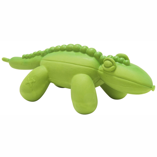 The Charming Balloon Collection Dog Toy - Gary the Gator