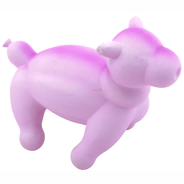 The Charming Balloon Collection Dog Toy - Pearl the Pig