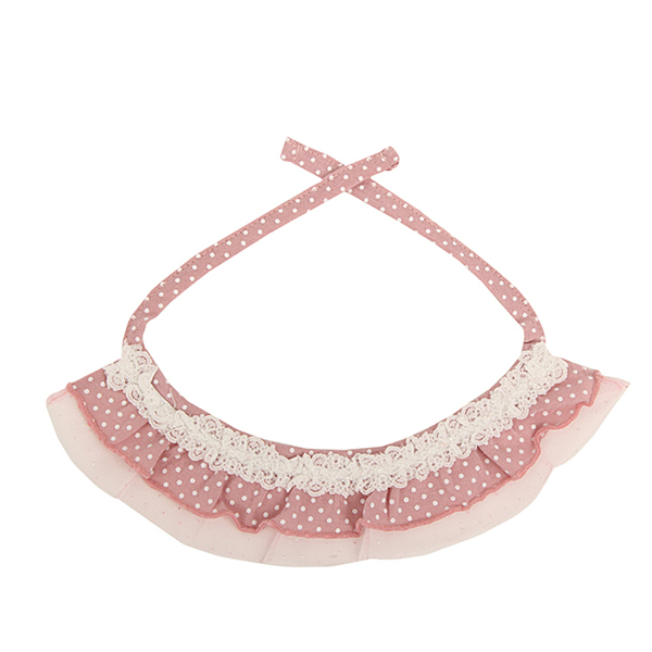 Tiffany Cat Collar Scarf by Catspia - Pink
