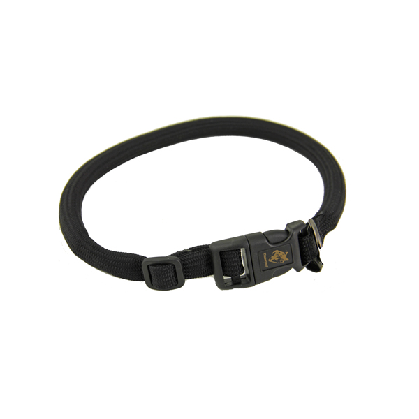 Timberwolf Alpine Rope Collar - Black