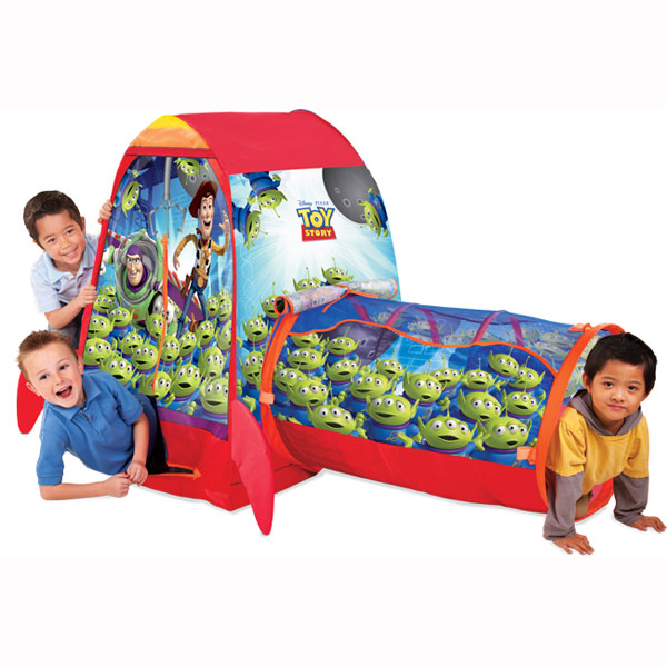 sc 1 st  ToyStop & Toy Story Play Tent - Adventure Hut at ToyStop