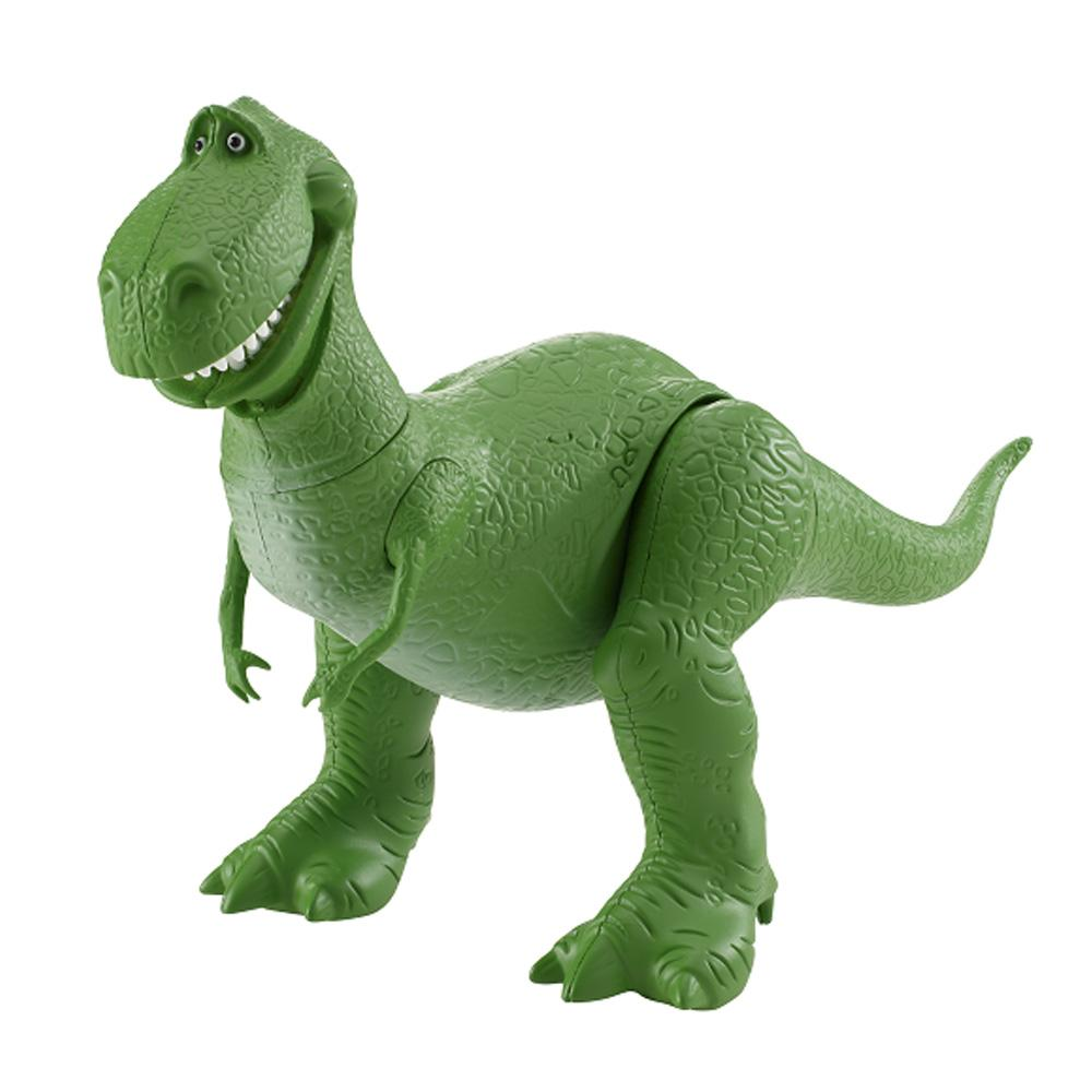 Toy Story Toys Basic Rex Figure At Toystop