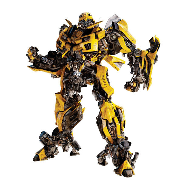 Transformers Bedroom Decor   Bumblebee Giant Wall Decal At ToyStop