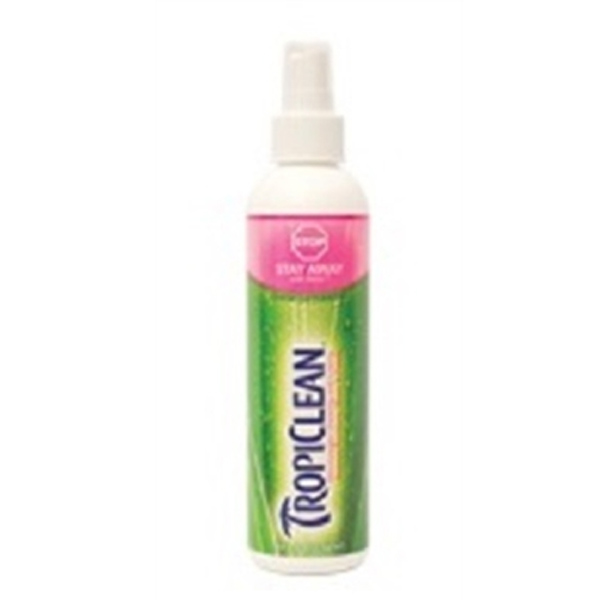 Tropiclean Stay Away Dog Chew Deterrent Spray With Same