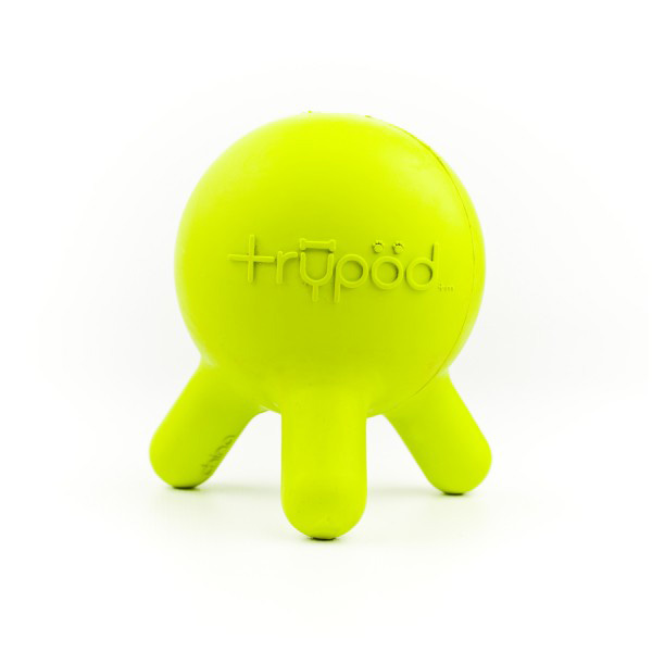 Trypod Dog Toy - Green