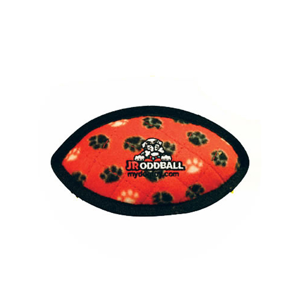 Tuffy Dog Toys - Jr Odd Ball Red