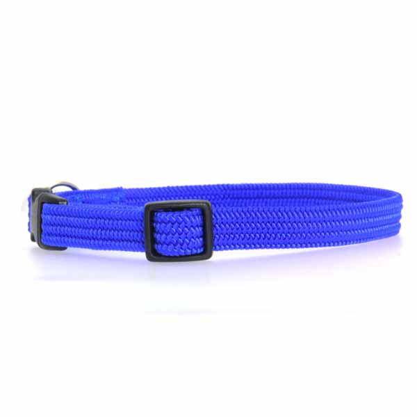 Twice as Nice Kitty Break-Away Cat Collar - Blue