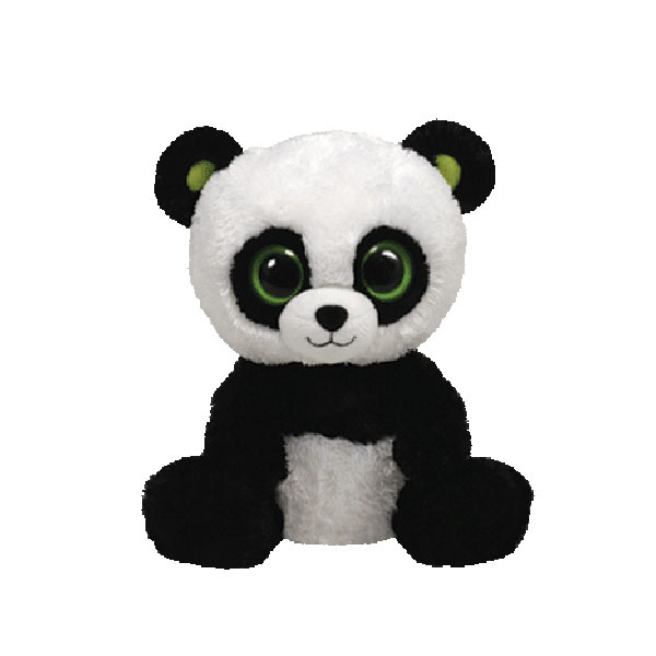 87f8038db45 Ty Beanie Boos - Bamboo the Panda at ToyStop