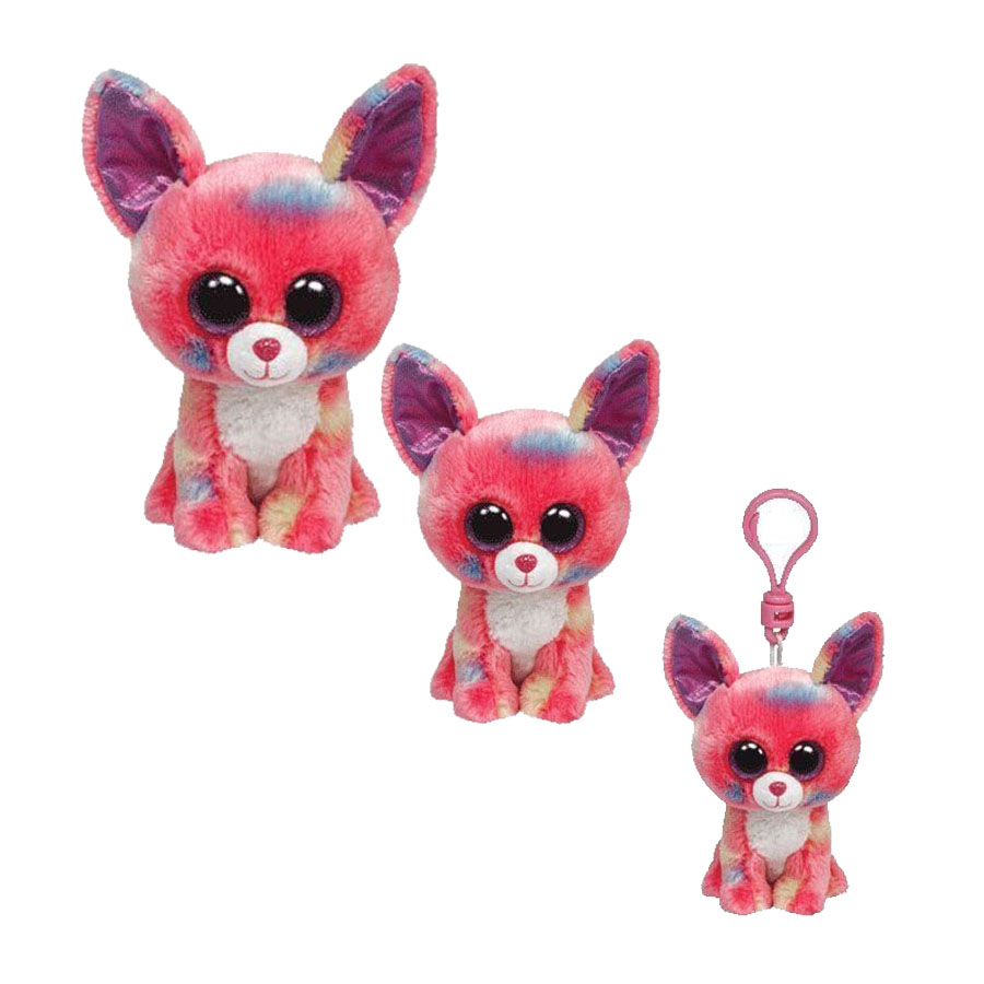 4f7928b0132 Ty Beanie Boos - Cancun the Pink Chihuahua at ToyStop