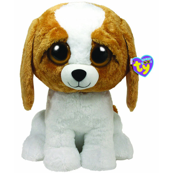 c06db3fc224 Ty Beanie Boos - Cookie the Dog Large at ToyStop