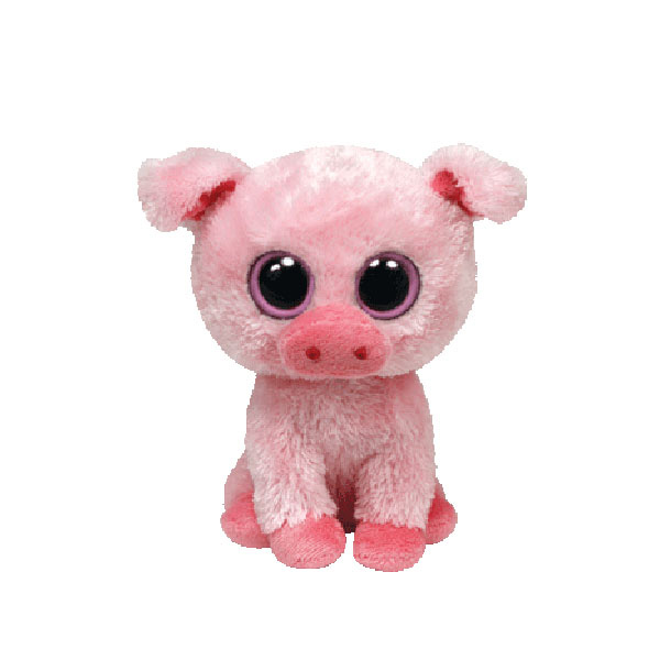 eae8f60866e Ty Beanie Boos - Corky the Pig at ToyStop