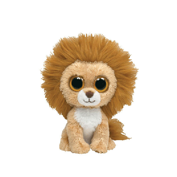 Ty Beanie Boos - King the Lion at ToyStop 85af80c2bcc2
