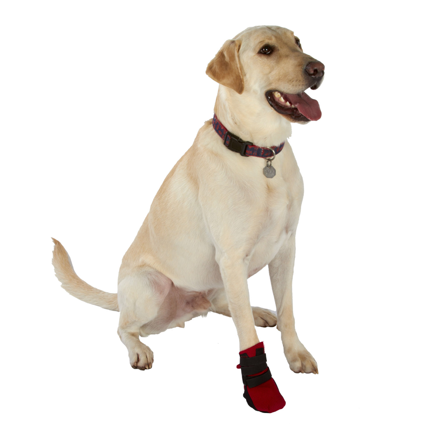 Ultra Paws Wound Boot - Red