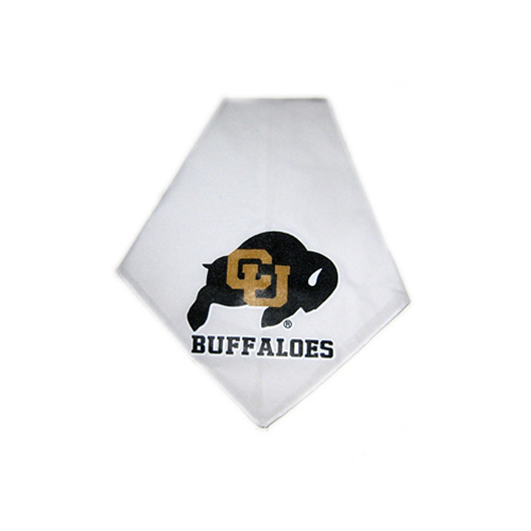 University of Colorado Buffaloes Dog Bandana