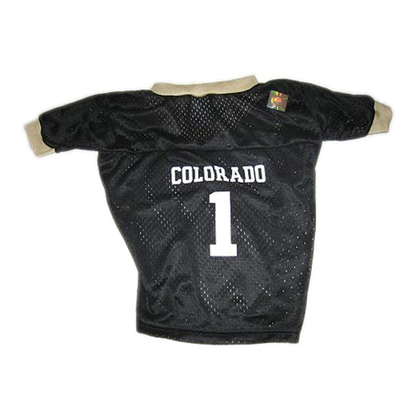 University of Colorado Buffaloes Dog Jersey