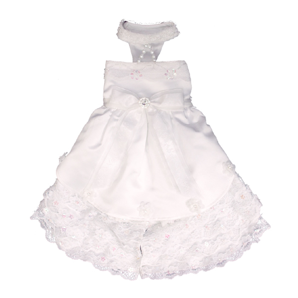 Venus Dog Wedding Dress With Same Day Shipping Baxterboo