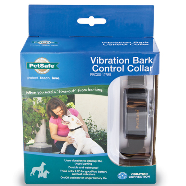Vibration Bark Control Dog Collar