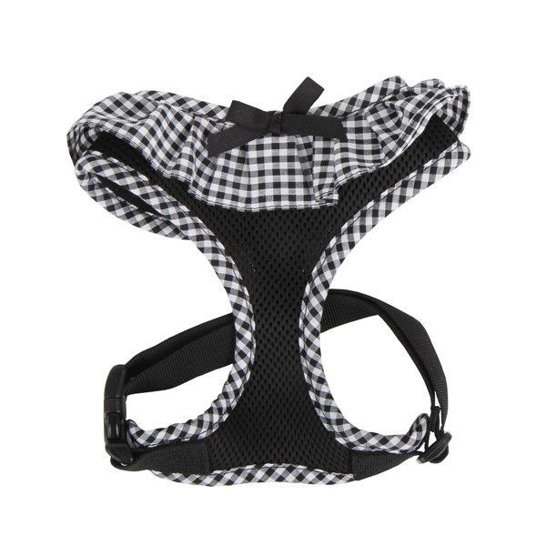 Vivien Dog Harness by Puppia - Black