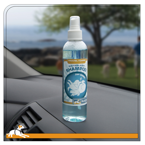 Waterless Dog Shampoo by Kurgo