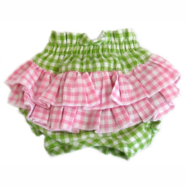 Watermelon Ruffled Dog Panties