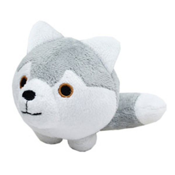 Wolf Aniball Dog Toy