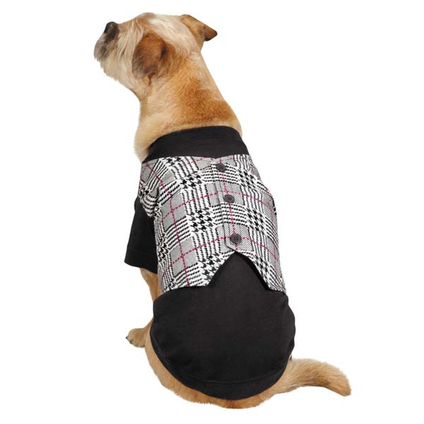 Zack and Zoey Heritage Collection Mock Dog Vest