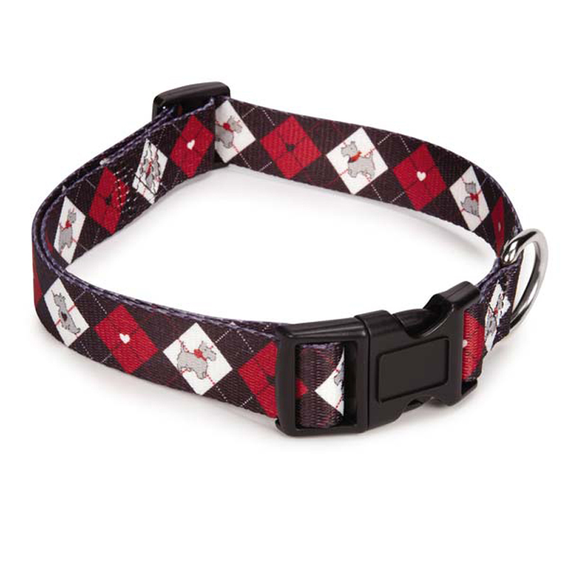 Sweetheart Scottie Dog Collar