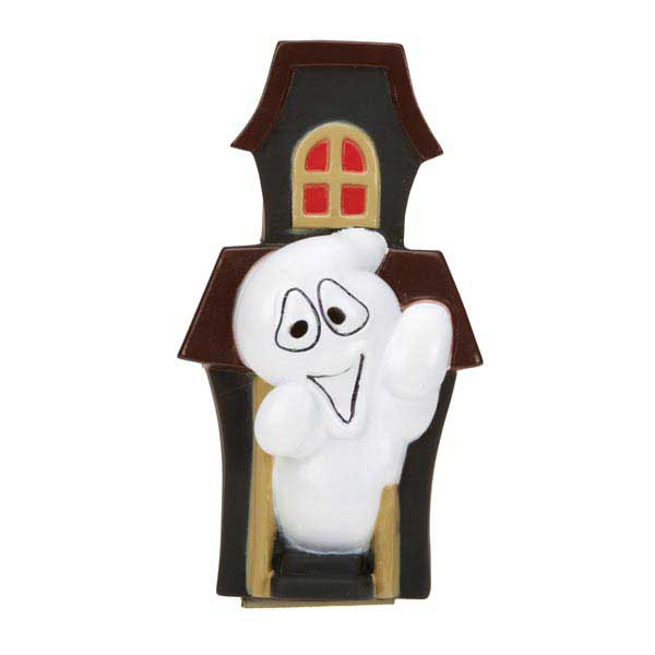 Zanies Creepy Squeakers Dog Toy - Ghost
