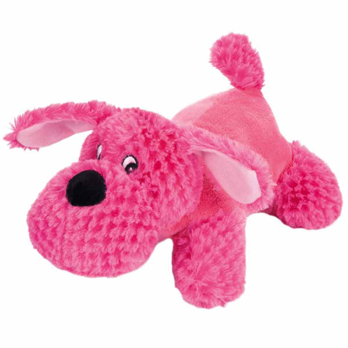 Pink Dog Toy : Zanies heightened brights dog toy pink with same day