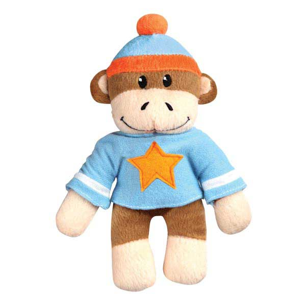 Zanies Monkey Business Mini Dog Toy - Ty