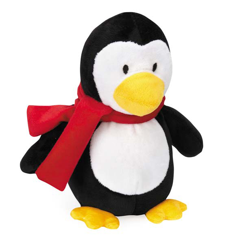 Zanies North Pole Pals Plush Toy - Penguin
