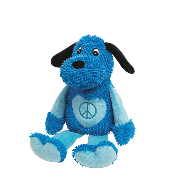 Zanies Peace Party Dog Toy - Dog
