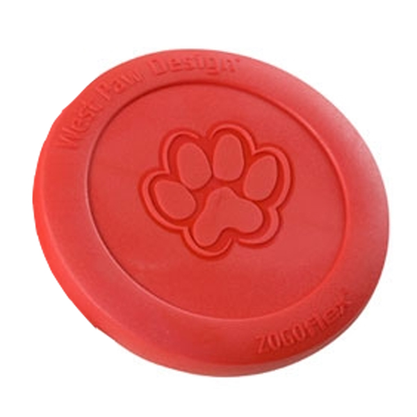 Zisc Flying Dog Toy - Red
