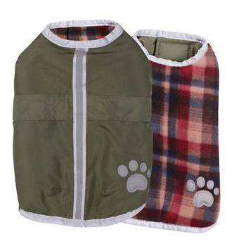 Nor'easter Dog Blanket Coat - Chive starting at $13.00!