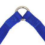 View Image 3 of 2-Way Coupler Leash by Zack & Zoey - Nautical Blue