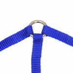 View Image 3 of 3-Way Coupler Leash by Zack & Zoey- Nautical Blue