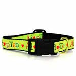 View Image 2 of Adopted Dog Collar by Up Country